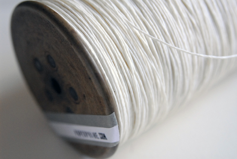 PaperPhine's Strong White Paper Yarn