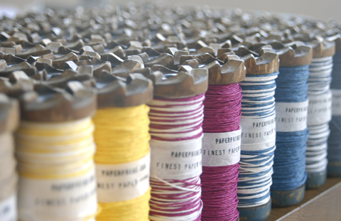 Made by PaperPhine: PaperTwine in New Colors