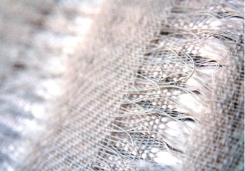 PaperPhine: Handwoven paper Yarn Fabric