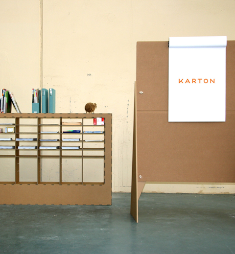 Karton Group: Room Divider