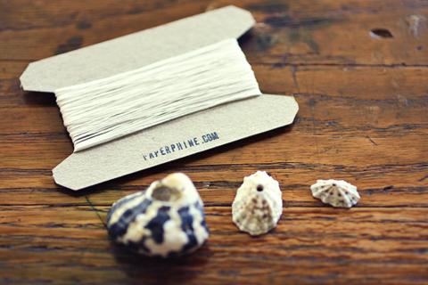 Today's Letters Seaside Souvenir