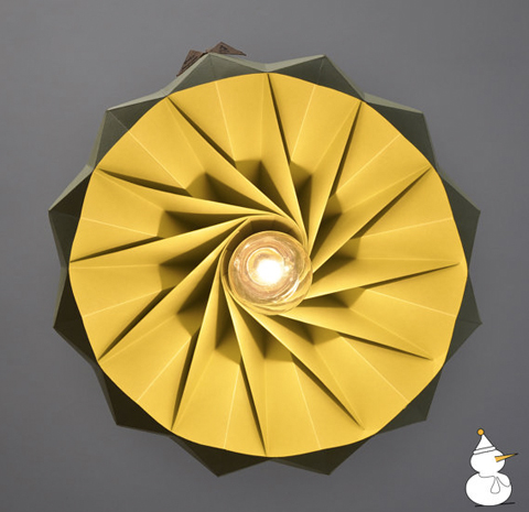 The origami forum view topic origami lamp image aloadofball