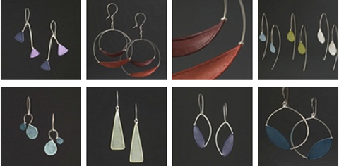 Tia Kramer: Earrings