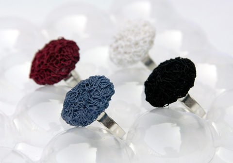 PaperPhine Button Rings