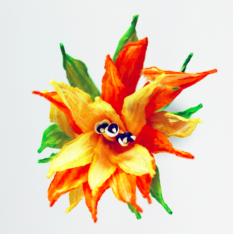PaperPhine: Paper Flower