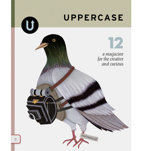 UPPERCASE Issue 12