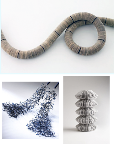 Angela O'Kelly: Paper Jewelry
