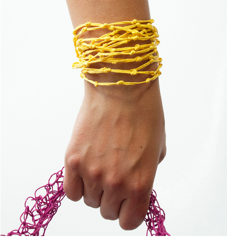 PaperPhine: KNOT Paper Jewelry