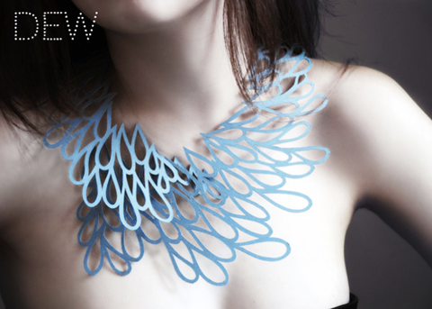 Air Tattoo: Paper Jewellery by Logical Art