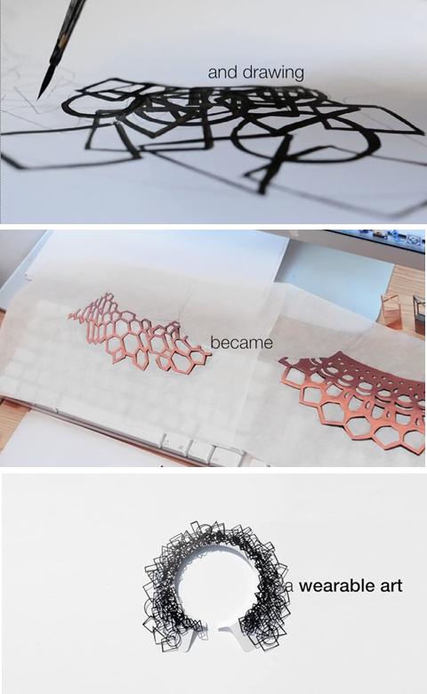 Paper Air Tattoo: Logical Art