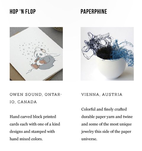 Discover Paper Holiday Gift Guide