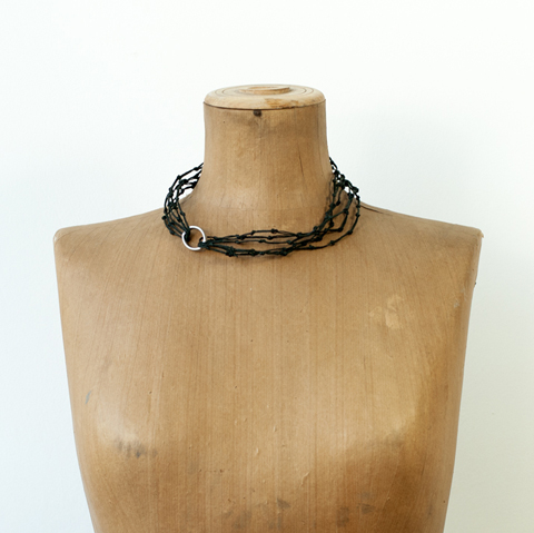 KNOT Necklace by PaperPhine