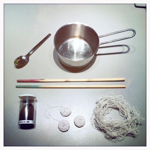 PaperPhine: Dye Paper Yarn / Dye Paper Cord / Paper Yarn Jewelry