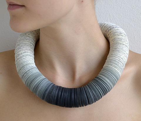 PaperPhine presents: Paper Jewelry by Paper Statement
