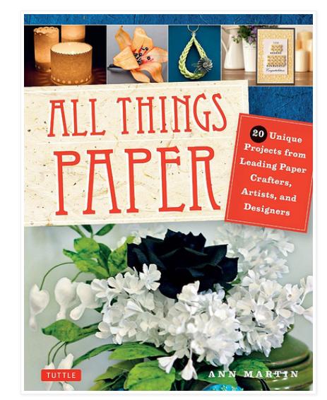 Ann Martin: All Things Paper Book