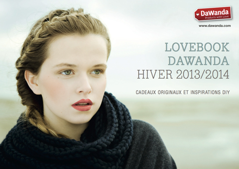 PaperPhine in the French DaWanda Lovebook Hiver 2013 / 2014