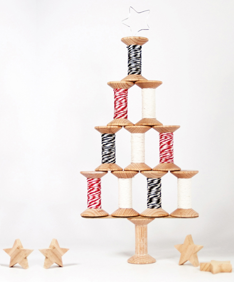 PaperPhine: DIY Kit Christmas Tree