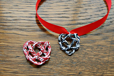 Paper Twine Hearts by All Things Paper