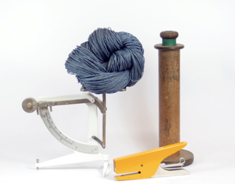 PaperPhine: Bulky Paper Twine
