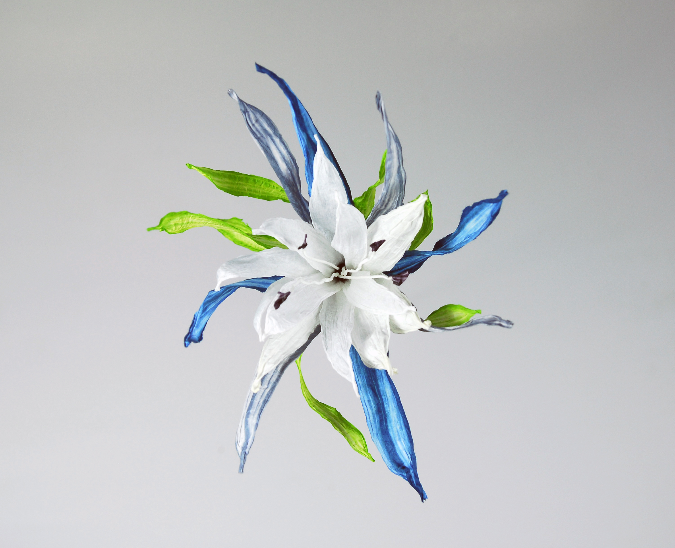 PaperPhine: Paperyarn Flower - Paper Twine Flower - Paper Flower - Paperflower