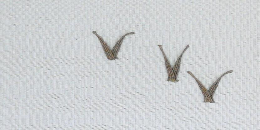 PaperPhine: Echoes by Agnieszka 'Uisce' Jakubczyk - Weaving Paper Yarn